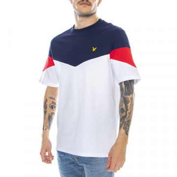 TSHIRT LYLE AND SCOTT PANEL...