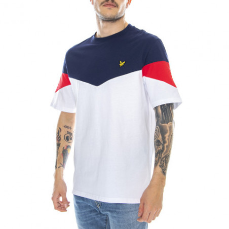 TSHIRT LYLE AND SCOTT PANEL 1215