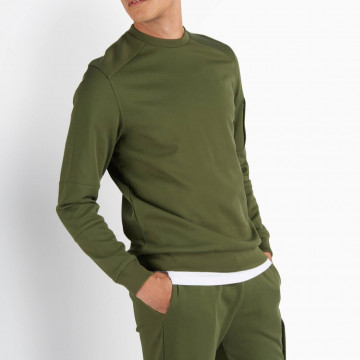 SWEATSHIRT LYLE POCKET SLEEVE
