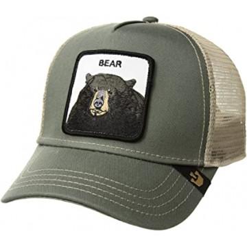 CAP GOORIN BEAR