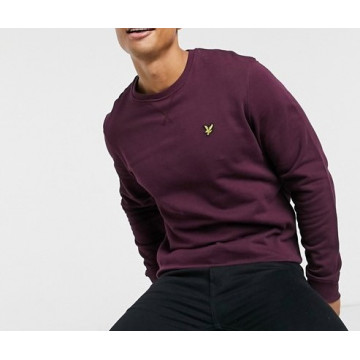 SWEATSHIRT LYLE BRUSHBACK