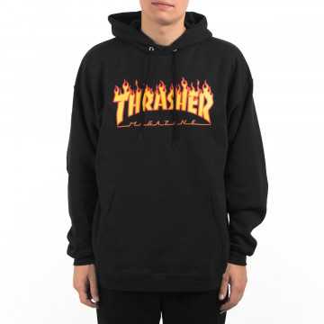 HOODIE THRASHER FLAME