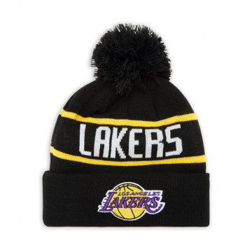 BEANIE NEW ERA LAKERS