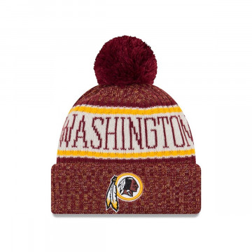 BEANIE NEW ERA REDSKINS