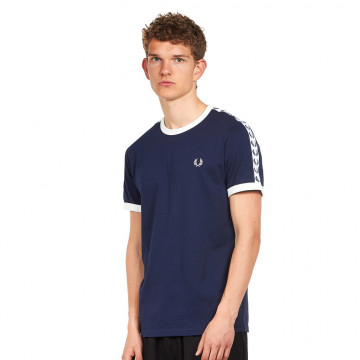 TSHIRT FRED PERRY TAPED...